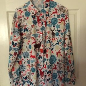 Men's Christmas shirt